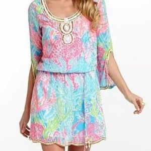 Lilly Pulitzer Delisa Tunic Dress